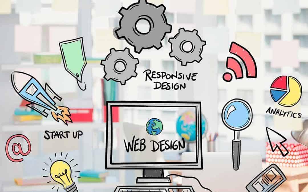"""""""Lo moderno"""" en el diseño de páginas web y la necesidad de mantenimiento"""