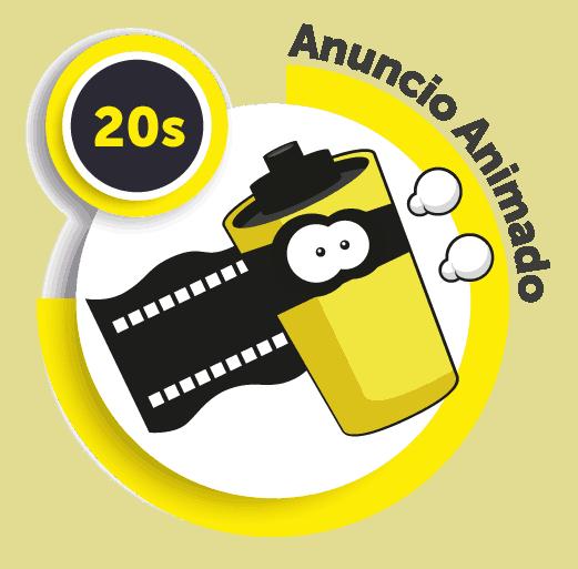 Anuncio Animado Epic Creativos 20 segundos